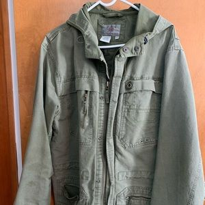 Men's large Army jacket